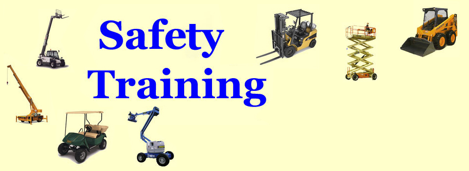Equipment Safety Training